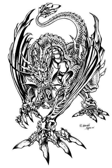 dragon coloring pages for adults pdf free printable coloring pages for adults advanced dragons