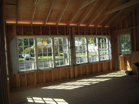 sunroom windows big windows in adventures in remodeling