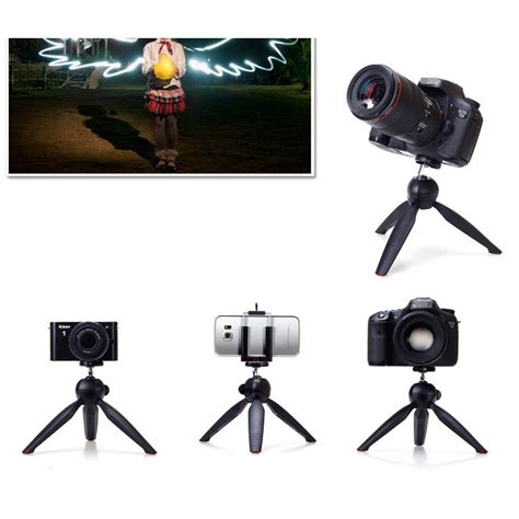 Yunteng Tripod Mini yunteng portable mini tripod with phone holder yt 228