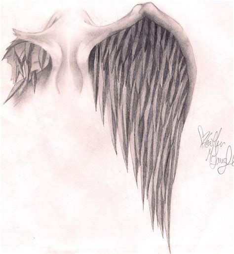 broken wing tattoo images for gt broken wings ideas