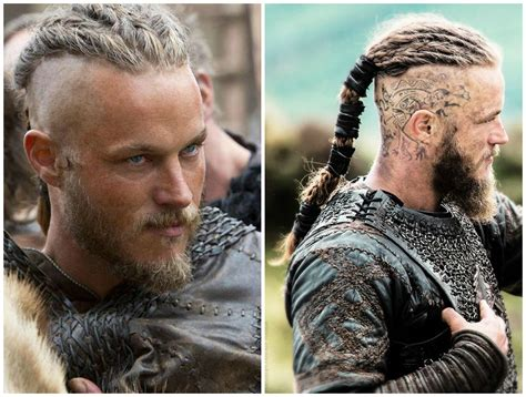 ragnar hair the gallery for gt vikings bjorn haircut
