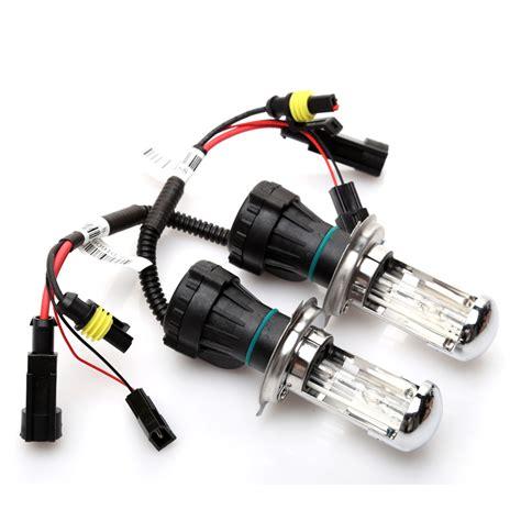 Lu Hid Xenon 10000k 2pcs xenon h4 bixenon l 35w h4 h13 9004 9007 hid bi xenon replacement bulb hid headlight