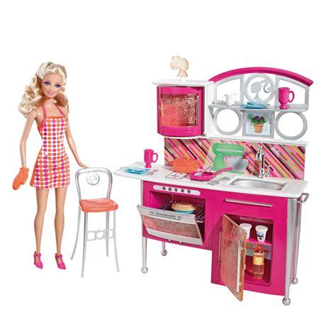 barbie luxe huis barbie keuken de luxe online kopen lobbes nl