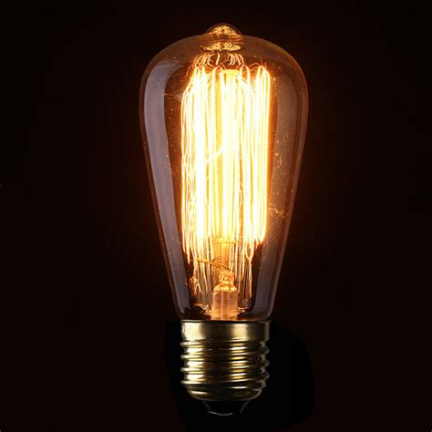 how to buy incandescent light bulbs buy e27 60w incandescent bulb 110 220v retro edison style