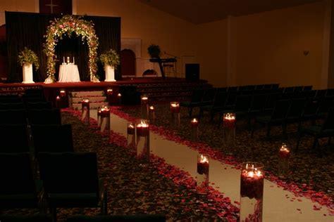Wedding Aisle Lights by Aisle And Lights Harlem Nights Wedding