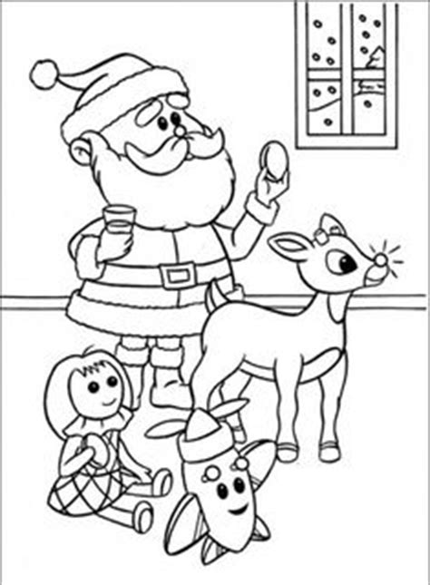 rudolph and the island of misfit toys coloring pages rudolph dentist elf and misfit toys color page christmas