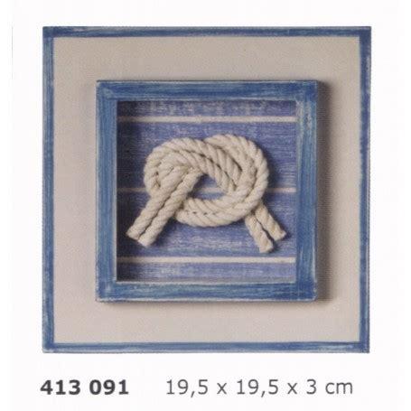 cuadros de nudos marineros cuadro decoraci 243 n n 225 utico con nudo marinero
