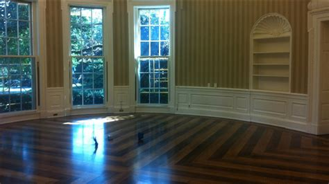 what does the oval office look like today what the oval office looks like without furniture