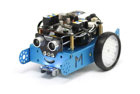 mbot for makers conceive construct and code your own robots at home or in the classroom books makeblock mbot robot kit smashing robotics