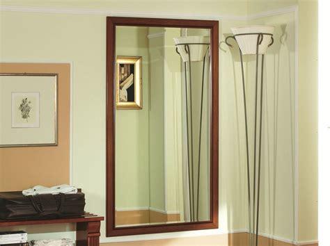 parete a specchio per ingresso specchio in ciliegio a parete per ingresso venezia