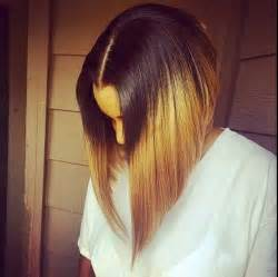 ombre hair color on a bob 18 layered hairstyles hair trends for