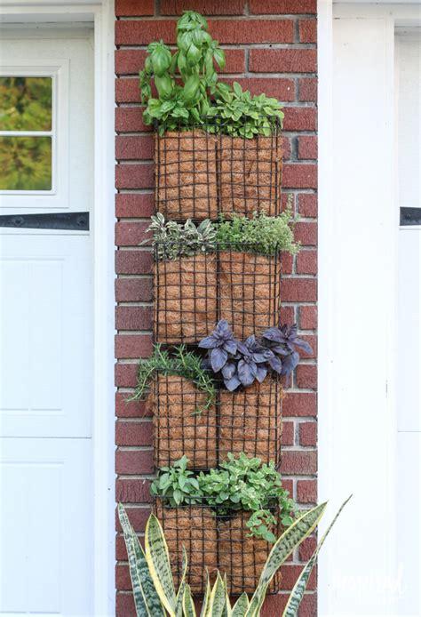 creative diy vertical garden ideas