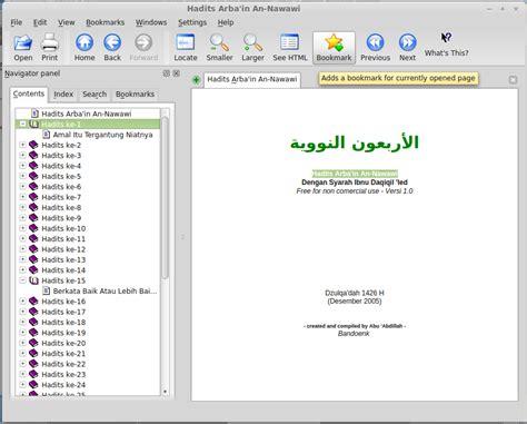 Syarah Arbain An Nawawi Arbain Nawawi Darus Sunnah syarah hadits arba in an nawawi pemuda sunnah
