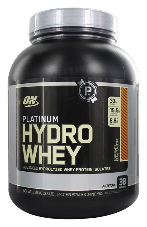 Whey Protein Hydrolyzed Buy Optimum Nutrition Platinum Hydro Whey Advanced