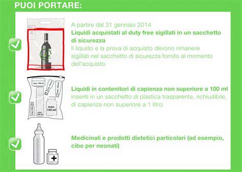 alimenti nel bagaglio a mano liquidi nel bagaglio a mano le nuove regole per portarli