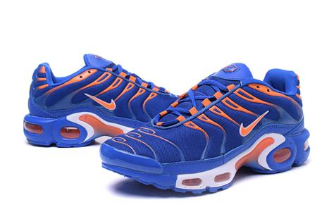 most popular nike running shoes most popular nike air max plus txt royal blue orange white