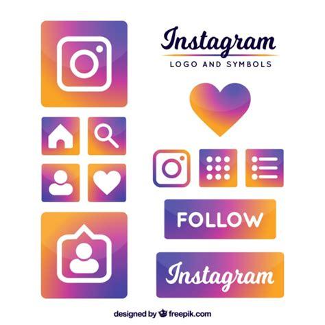Instagram Logo 1 instagram logo and symbols vector free