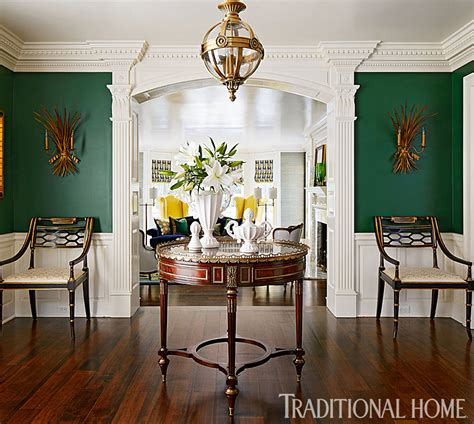 traditional home stylish update for a historic detroit home traditional home
