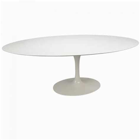 Saarinen Oval Dining Table Dining Table Saarinen Oval Dining Table Reproduction