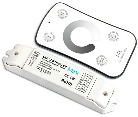 what dimmer for led lights lm led light dimmer module remote