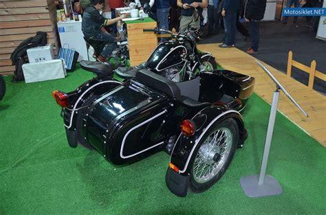ural royal enfield standi  motosiklet fuari