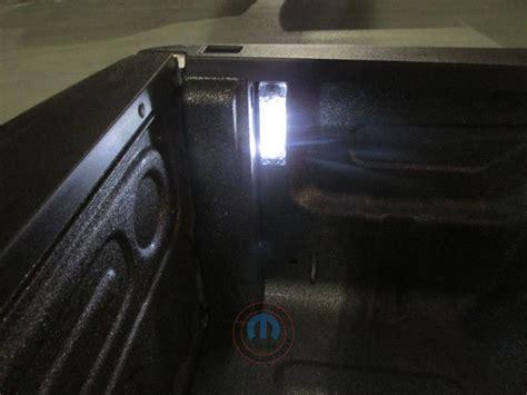 led bed lights dodge ram cargo bed led light kit new oem mopar ebay