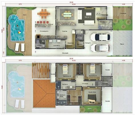 casas minimalistas peque as 101 planos de casas 2 plantas peque as ideas modernas 5796