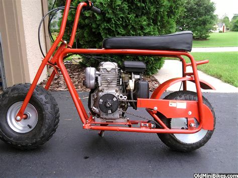 doodlebug mini bike modifications honda gc160 for 25