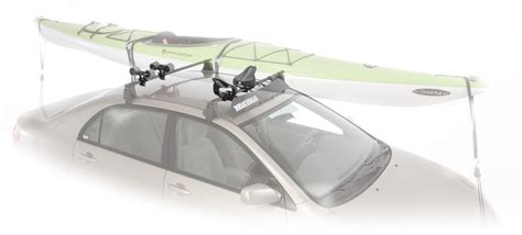 boat parts yakima yakima hullyroller roof rack kayak carrier 1 2 system