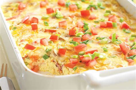 crustless bacon and cheese quiche kraft recipes