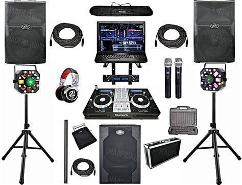 Professional DJ System, club dj system, wedding dj system