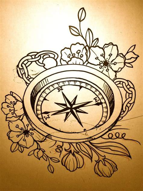 compass tattoo big compass tatto by big 5 compass pinterest tatto