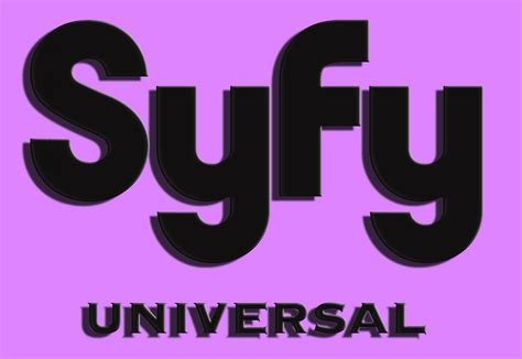 Or Syfy Opinions On Syfy Universal