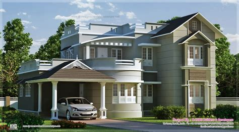 2013 home plans april 2013 kerala home design and floor plans throughout