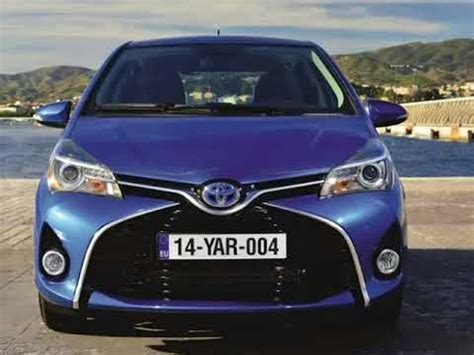 2019 toyota yaris specs and price review | still an