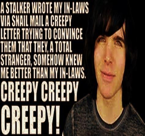 Creepy Stalker Movie Quotes