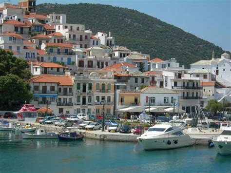 Basement Living Room by Walks Town Amp Villages Skopelos Island Greece From