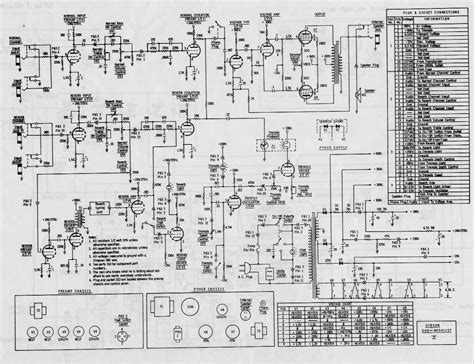 Power Lifier Acoustic peavey power lifier schematic randall lifier