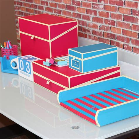 198 Best Stylish Office Supplies Images On Pinterest Turquoise Desk Accessories
