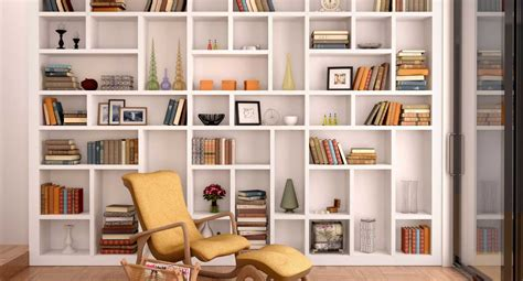 How To Organize A Small Apartment | how to organize your apartment with big vertical shelves