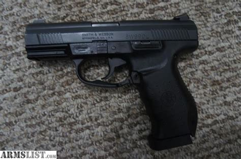 Sesame L Post For Sale by Armslist For Sale Smith Wesson Walther 990l 9mm