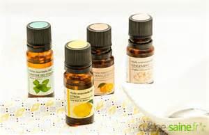 huiles essentielles en cuisine comment les utiliser