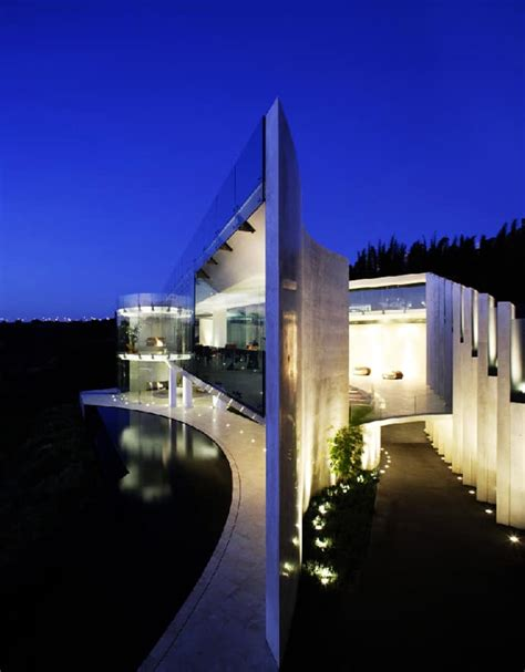world of architecture beautiful house lombardo by philipp luxury modern razor residence by wallace e cunningham