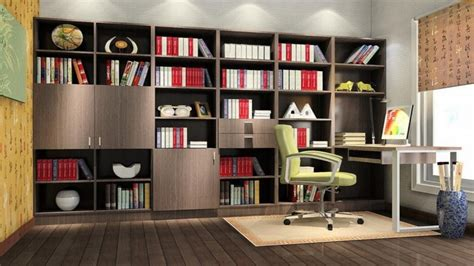 study room furniture living meridien interiors units shelves storage