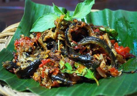 Minyak Goreng Di Ekstra resep membuat sambel belut ekstra pedas witnifood