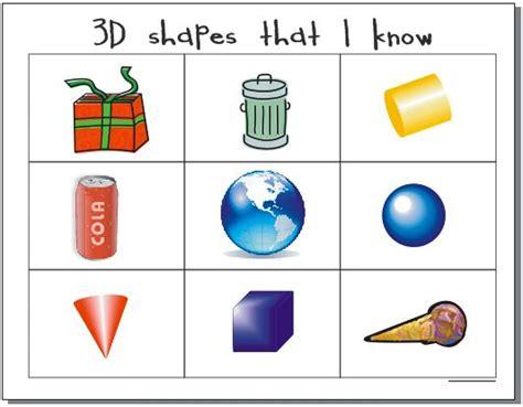 printable 3d shapes games for kindergarten 10 activities for describing 3d shapes in kindergarten
