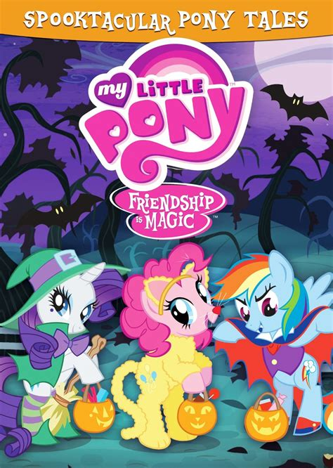 KIDS FIRST! Movie Review   My Little Pony, Friendship is