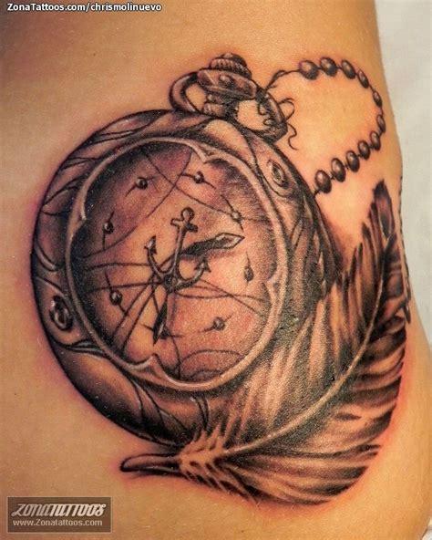 imagenes de tatuajes de relojes antiguos tatuaje de relojes plumas