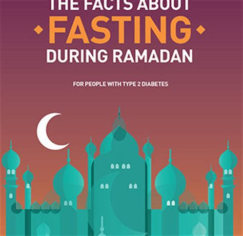 fasting during ramadan new guide launched on fasting during ramadan