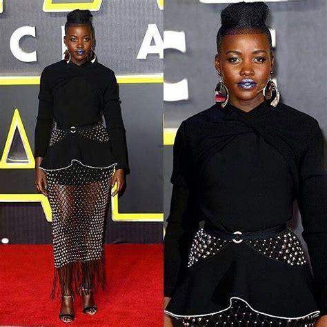 latest fashion trends kenya lupita nyong o introduces new hair fashion style for 2016